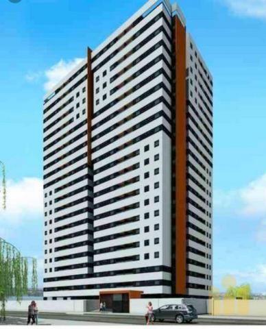Apartamento com 3 dormitórios à venda, 101 m² por r$ 610.000 - farol - maceió/al
