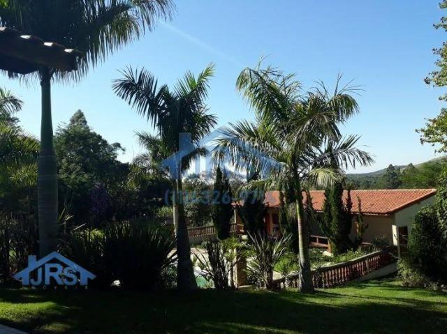 Chácara com 3 dormitórios para alugar, 3264 m² por r$ 5.800/mês - suru - santana de parnaí - Foto 3