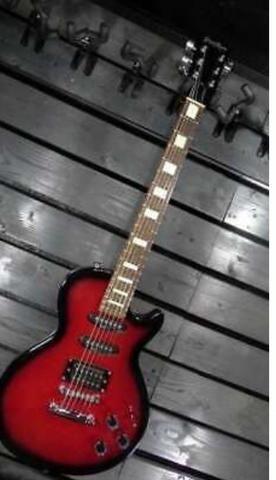 Guitarra Les Paul ESP Grass Roots japonesa - Foto 3