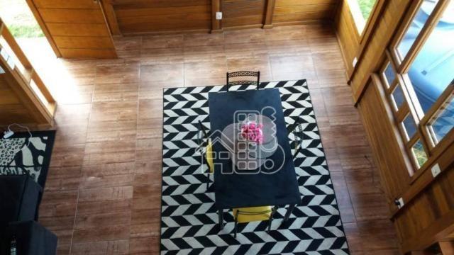 Casa com 3 dormitórios à venda, 300 m² por R$ 450.000,00 - Porto da Aldeia - São Pedro da  - Foto 2