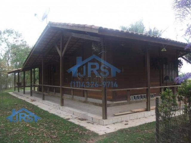 Chácara com 3 dormitórios para alugar, 3264 m² por r$ 5.800/mês - suru - santana de parnaí - Foto 4