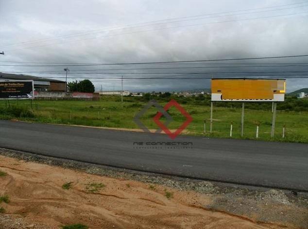 Terreno à venda, 4.200 m² - nova caruaru - caruaru/pe