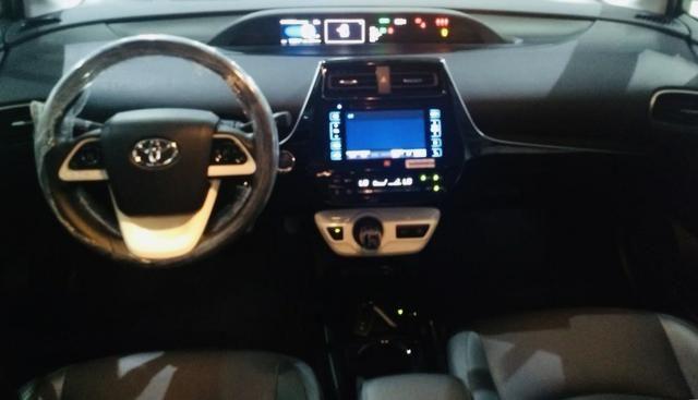Prius Híbrido Impecável 6 mil km - Foto 3