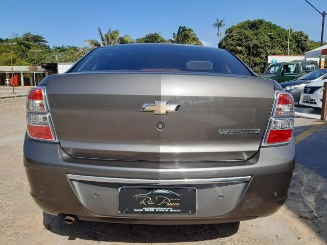 GM Cobalt LTZ 1.8 Automático 14/15 - Troco e Financio! - Foto 6