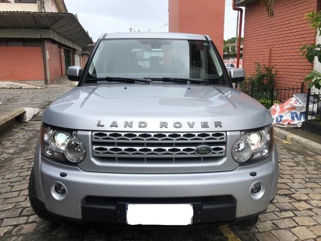Land Rover Discovery 4 SDV6 SE Diesel Câmbio seletor 8 marchas Imaculada - Foto 6
