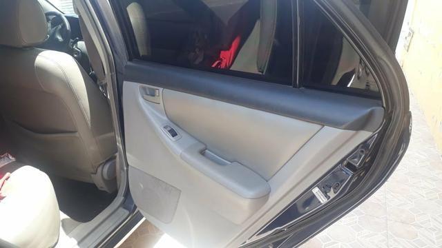 Corolla xei aut 1.8 2008 completo - Foto 13
