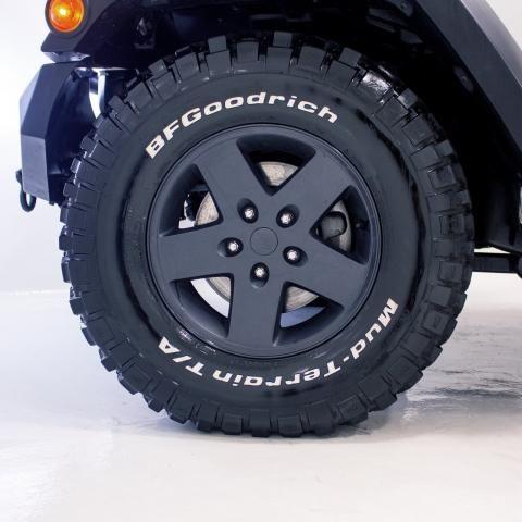 JEEP WRANGLER 2011/2011 3.8 UNLIMITED SAHARA 4X4 V6 12V GASOLINA 4P AUTOMÁTICO - Foto 5