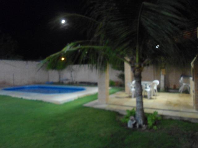 Praia do Presidio- Casa com 3 Suítes, Piscina e deck com churrasqueira Diária de R$ 400,00 - Foto 5