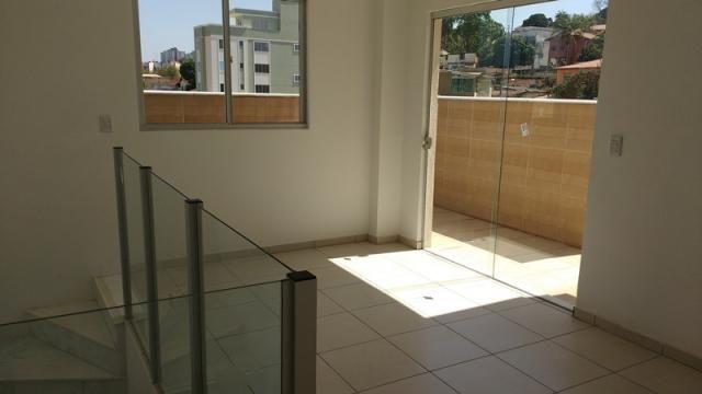 Cobertura à venda com 2 dormitórios em Salgado filho, Belo horizonte cod:12004 - Foto 4
