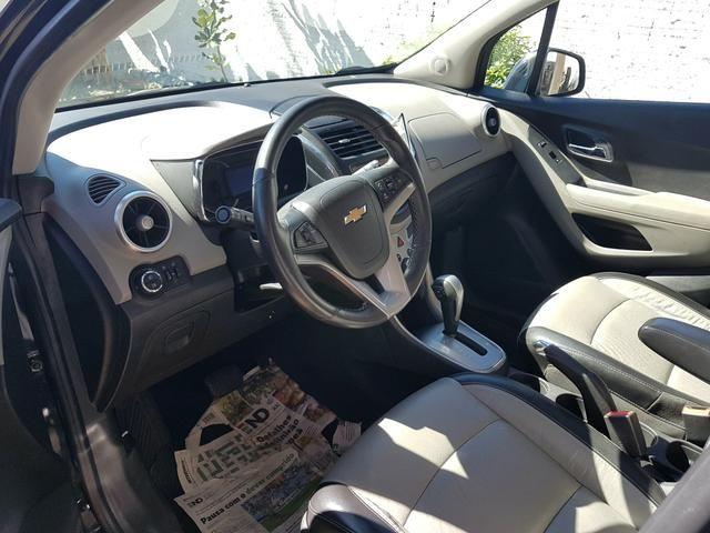 GM Chevrolet Tracker LTZ AT 2015 - Foto 12