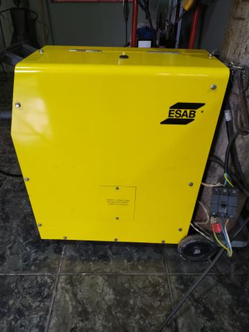 Máquina de solda ESAB Smashweld 260 MIG/Mag - Foto 4