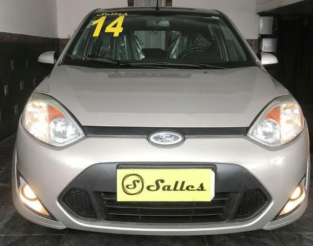 Ford Fiesta Com Gnv Muito Novo - Foto 2