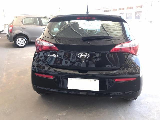 Hyundai hb20 1.0, completo 2019 revisado e com garantia, muto novo ! extra! - Foto 2