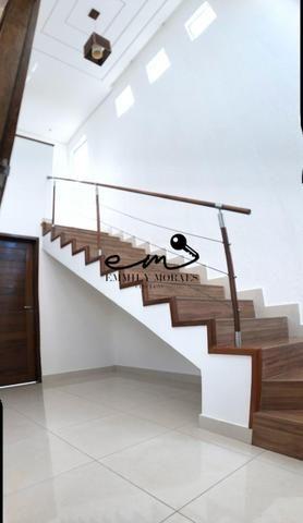 VENDO Casa Duplex - Res. Jardins - 230m² - 3 quartos suítes + closet - CRJ1702 - Foto 19