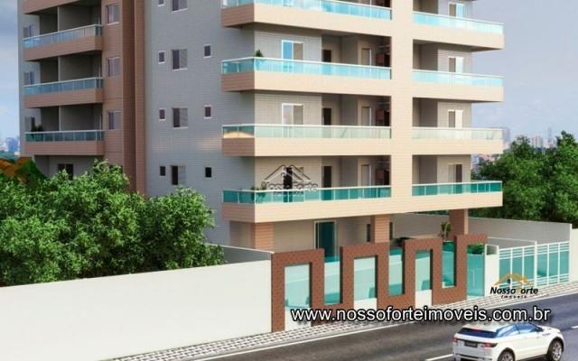 Lançamento Apartamento na Mirim em Praia Grande - Foto 2