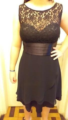 Vestido preto festa - Foto 2