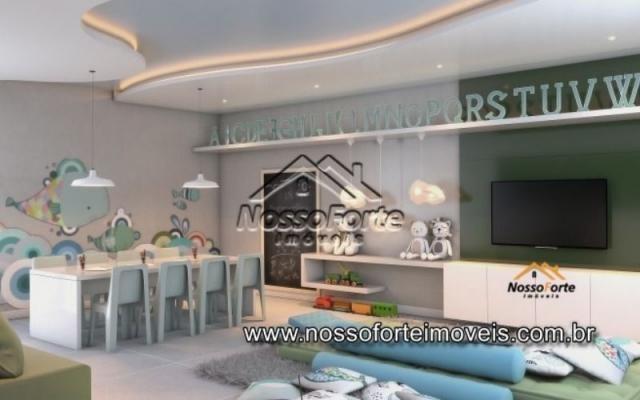Lançamento Apartamento no Jardim Praia Grande em Mongaguá - Foto 9