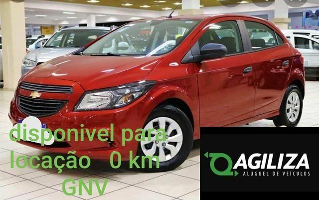 Aluguel de veículos, carros com gnv - Foto 2