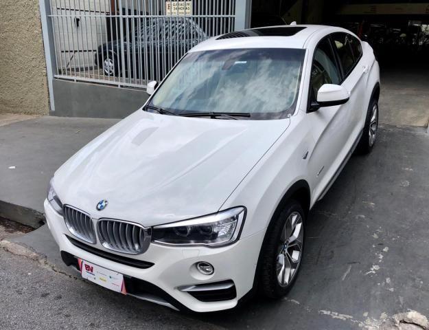 BMW X4 2015/2016 2.0 28I X LINE 4X4 16V TURBO GASOLINA 4P AUTOMÁTICO - Foto 3