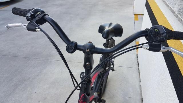 Bicicleta Caloi 500 Feminina - Foto 3