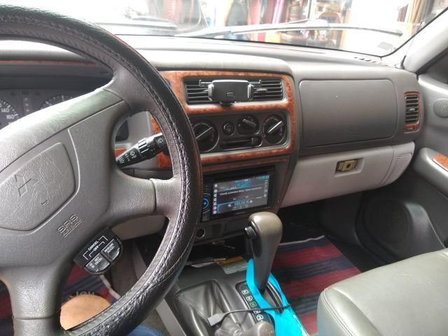 VENDO/TROCO SUV Mitsubishi Pajero Sport SE 2.8 td (diesel) AUT 4x4 2002/2003 - Foto 9