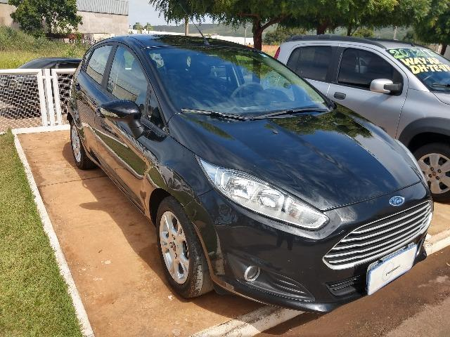 Ford New Fiesta 1.6 aut