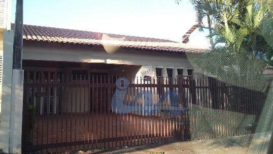 Comercial casa com 3 quartos - Bairro Aurora em Londrina