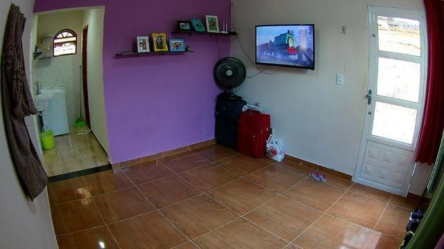 Casa 1 Quarto Venda Com Mobiliado