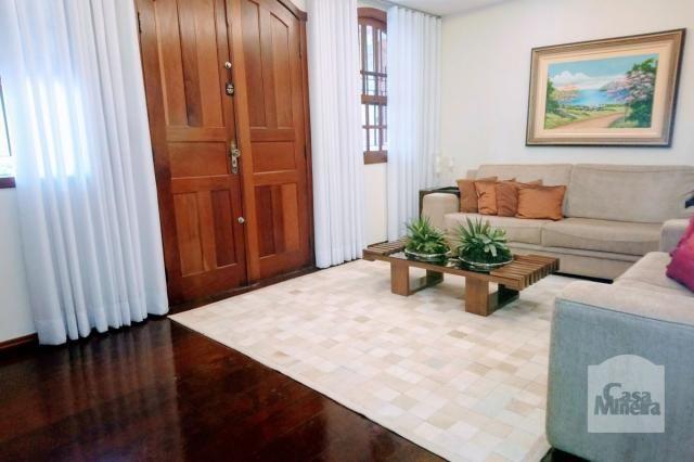 Casa à venda com 4 dormitórios em Alto caiçaras, Belo horizonte cod:245184