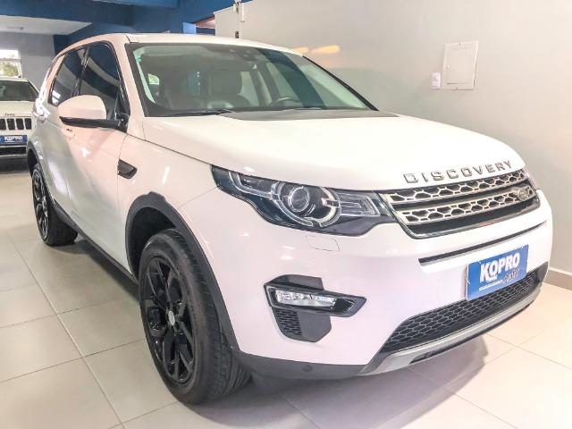 Land Rover Discovery Sport Sd4 Se 2.2 2016
