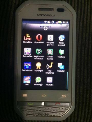 f739ec89fc0db Celular Motorola Nextel i867 - Celulares e telefonia - Jardim ...