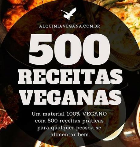 Resultado de imagem para 500 Receitas 100% Veganas