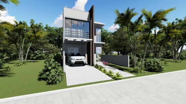 Casa para exigentes, lindo sobrado 130m² - Avalia carro no negócio - Foto 5