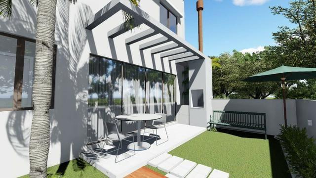 Casa para exigentes, lindo sobrado 130m² - Avalia carro no negócio - Foto 4