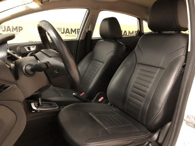 Ford New Fiesta Sed. Titanium 1.6 Powershift Automático 2014 - Foto 16