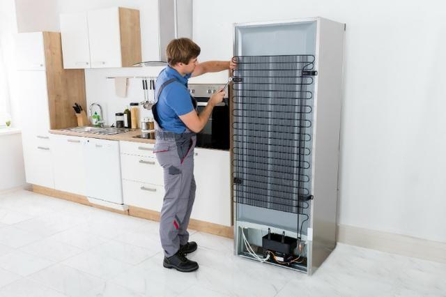 Câmaras frias, balcões de frios ou congelados, carga de gás refrigerante- freezers, gel - Foto 3