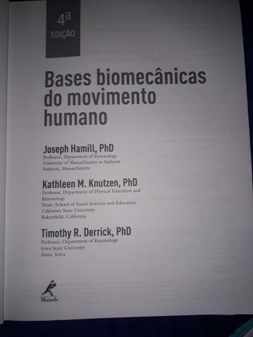 Bases Biomecânicas do Movimento Humano - Foto 2