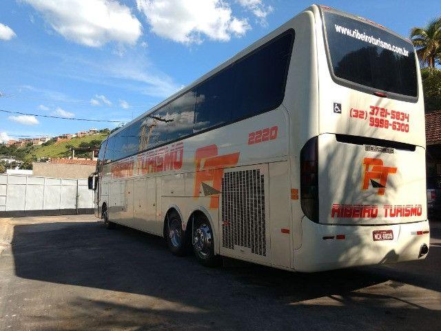 Onibus volvo LD busscar 2001/2002 j bu 400r 396 cv 44 lugares 2002 - Foto 2