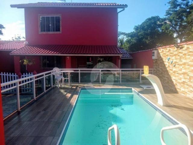Casa com 3 dormitórios à venda, 272 m² por R$ 690.000 - Centro - Maricá/RJ - Foto 18