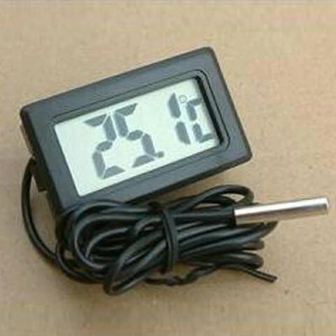 Termômetro Digital mini Lcd - Foto 2