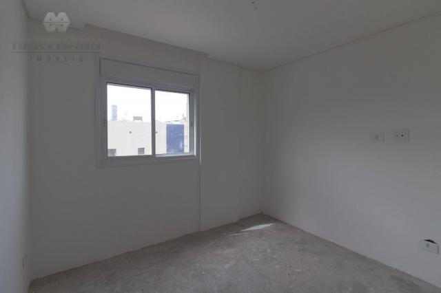 Apartamento com 3 dormitórios à venda por R$ 518.500,00 - Mercês - Curitiba/PR - Foto 6