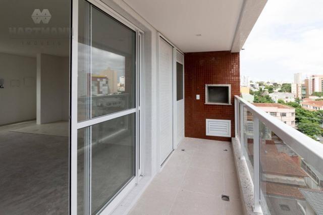 Apartamento com 3 dormitórios à venda por R$ 518.500,00 - Mercês - Curitiba/PR - Foto 2