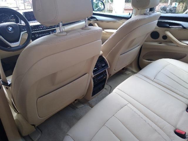 BMW X5 L6 Turbo 306cv 4X4 Zf 8marchas Teto Novisssima Unica no R.S - Foto 13