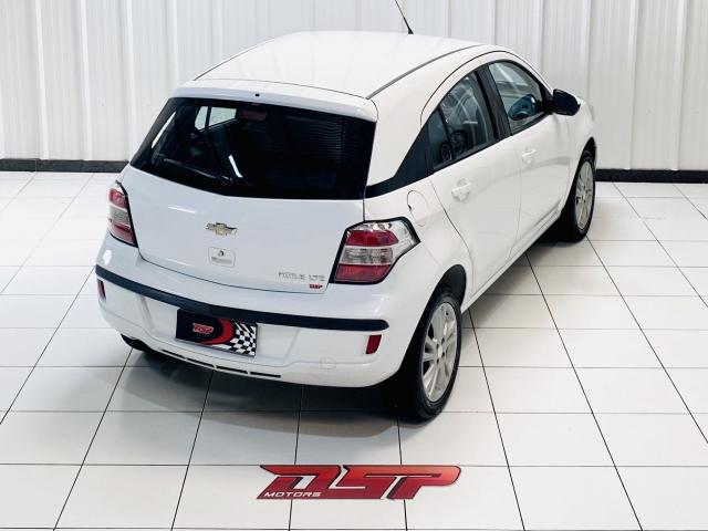 AGILE 2013/2014 1.4 MPFI LTZ 8V FLEX 4P MANUAL - Foto 4
