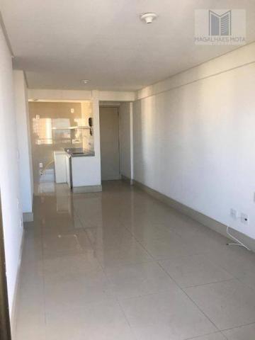 Apartamento com 2 dormitórios para alugar, 73 m² por R$ 2.020/mês - Meireles - Fortaleza/C - Foto 3