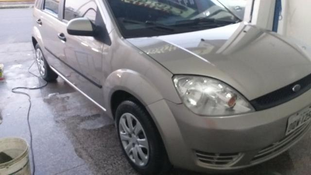 Fiesta hatch 2006 motor 1.6 Flex super novo - Foto 6