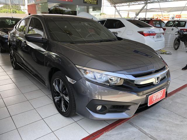 Honda Civic EXL CVT - Foto 2