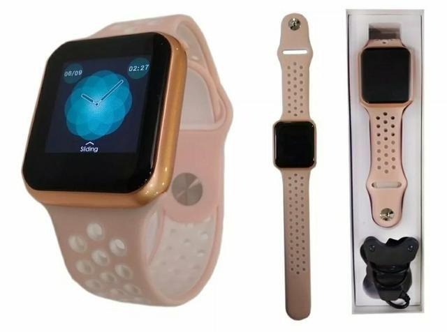 Smartwatch F8 rosé