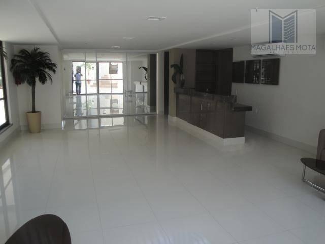 Apartamento com 2 dormitórios para alugar, 73 m² por R$ 2.020/mês - Meireles - Fortaleza/C - Foto 17