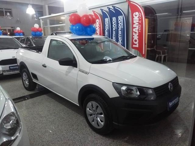 Volkswagen Saveiro 1.6 msi robust cs 8v flex 2p manual - Foto 2